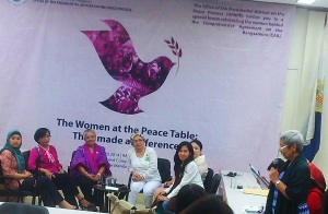 Women's Forum in Quezon City