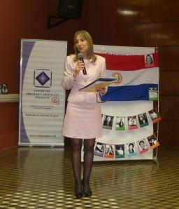 Mujer de Paz María de Pilar Callizo