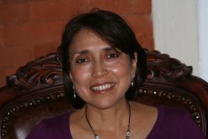 PeaceWoman Luz Mendez